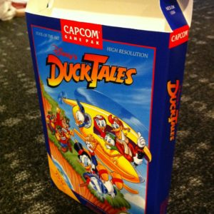 Little Samson | Box My Games! Reproduction game boxes