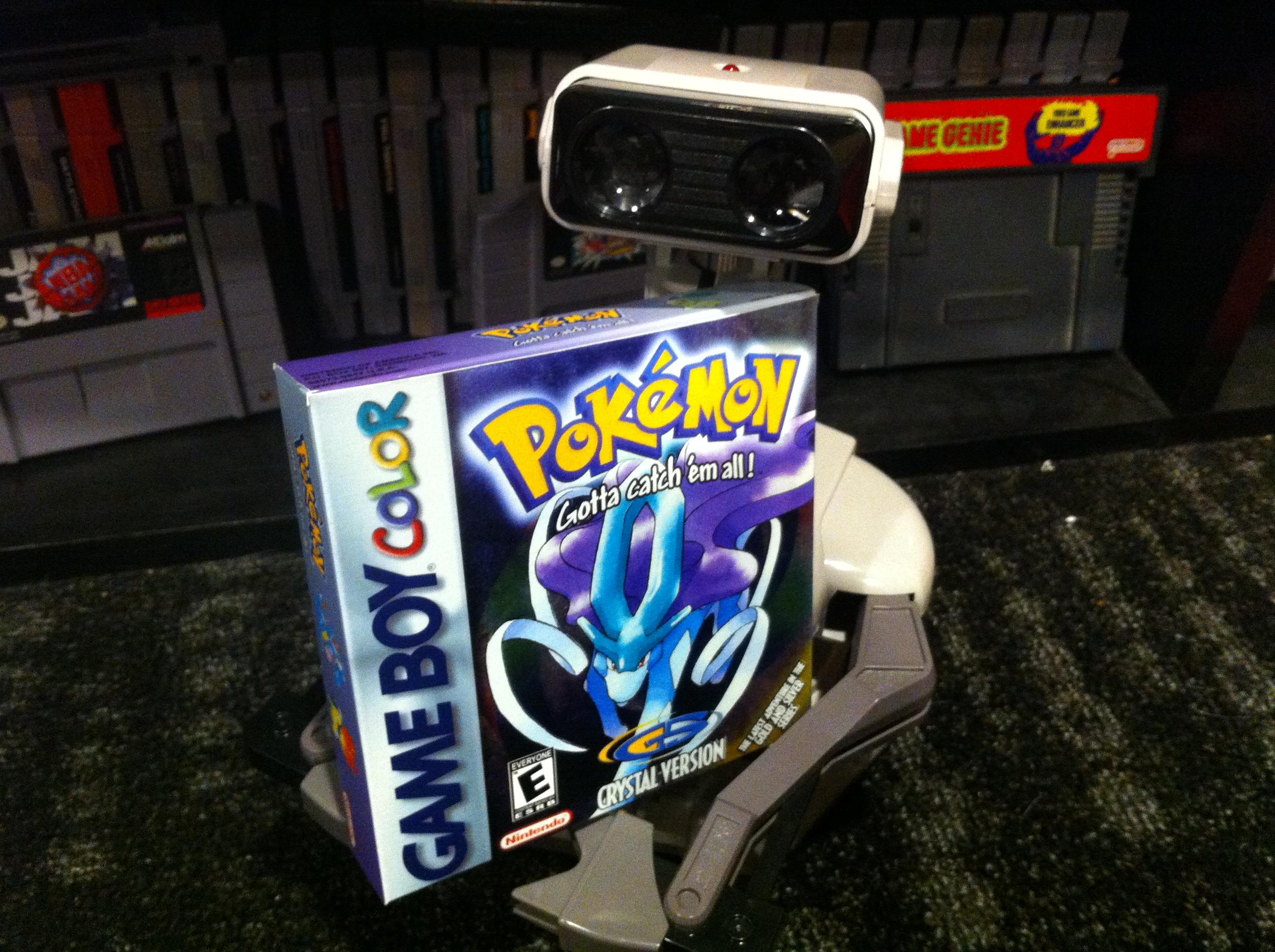pokemon crystal cheap
